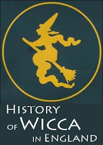 Cover of Julia Phillips's Book History Of Wicca In England