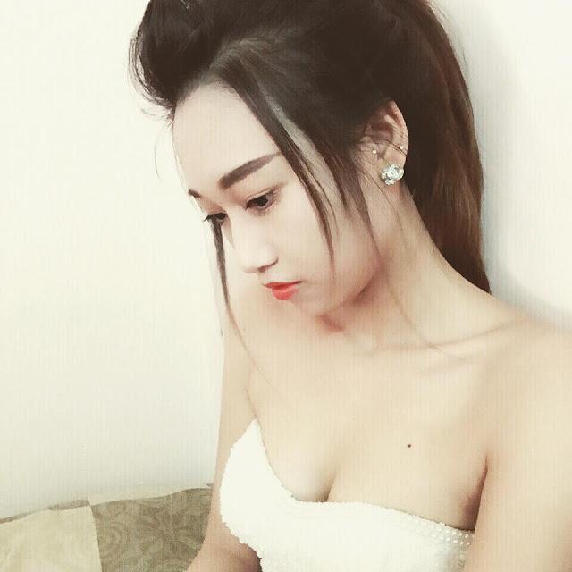 Hot girl Ngân Hà quá đẹp là em