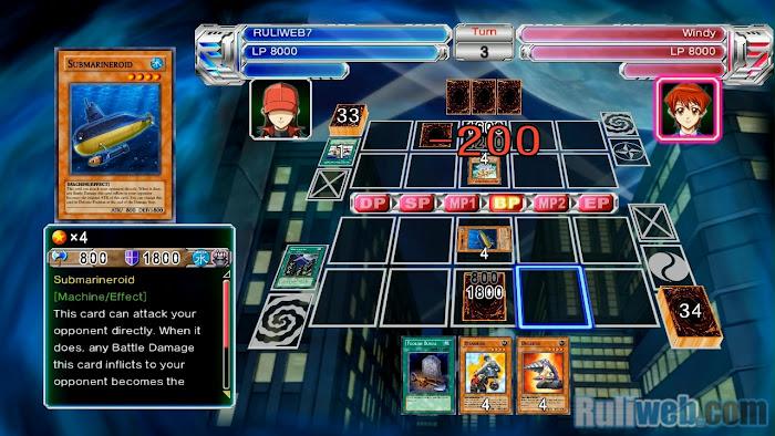 Thử nghiệm Yugi Oh 5DS phiên bản PS 3 - Ảnh 6