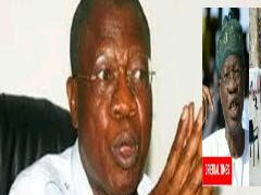 I DIDN'T THREATEN TO BOMB JERUSALEM - LAI MOHAMMED BROKE DOWN IN TEARS (SEE DETAILS)