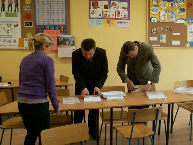 Pierwszy egzamin gimnazjalny w ZS nr 2 w Dukli 2011 - PICT1364_1.JPG