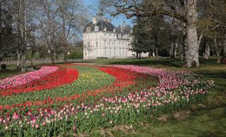 Les jardins du château de Cheverny