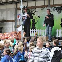Wandelvierdaagse 2012 Dinsdag