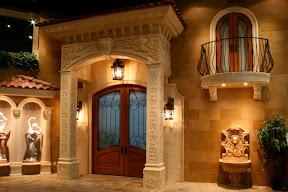 Arches, Architecture, Entries, Exterior, Interior, Showroom