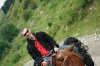 konno w góry