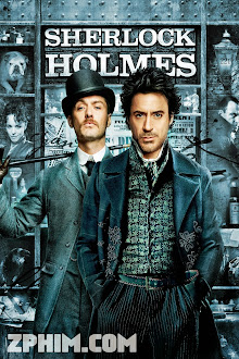 Thám Tử Sherlock Holmes - Sherlock Holmes (2009) Poster