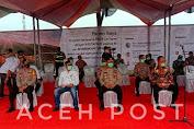 Sinergitas Polri, Astafsus Wapres RI dan FKDB  Dalam Rangka Panen Raya Mewujudkan Ketahanan Pangan Ekonomi Mandiri