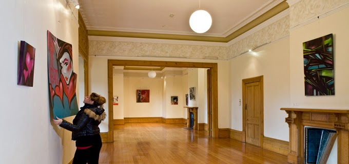 Carclew Ballroom Gallery