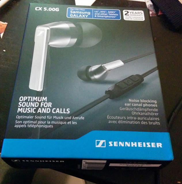 Sennheiser CX5.00G Box