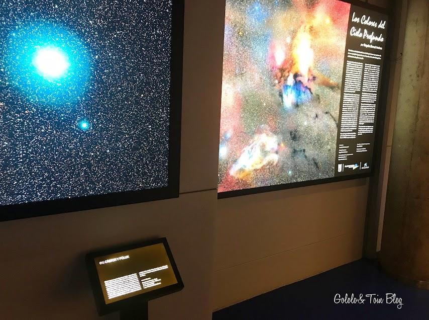 Exposición astrofotografía en el Planetario de Madrid