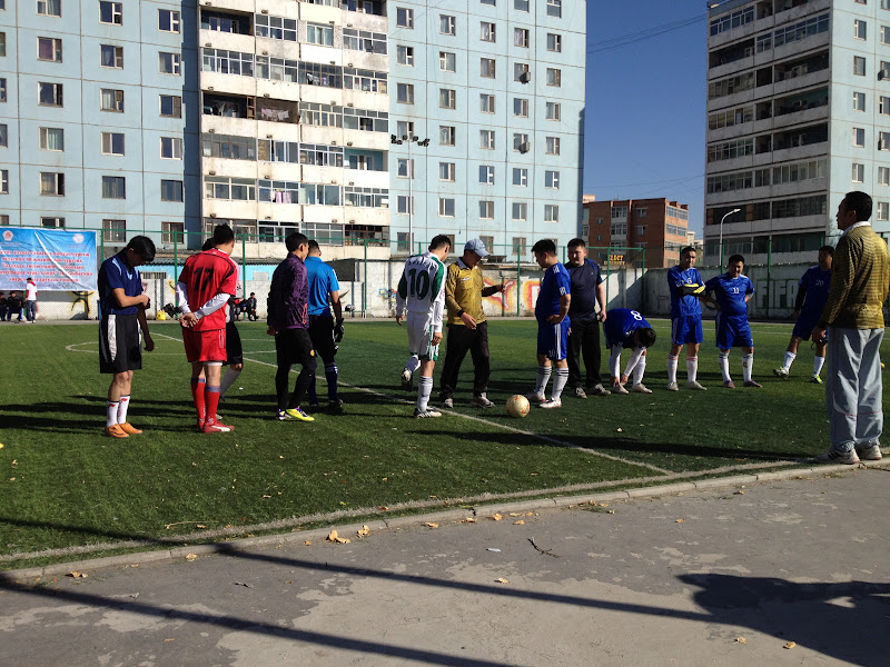 2012-Football competition of Alumni organizations