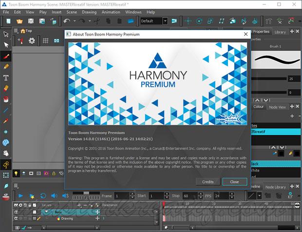 Toon Boom Harmony 14 Premium