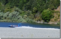 Rogue River Jet Boat, Huntley Park