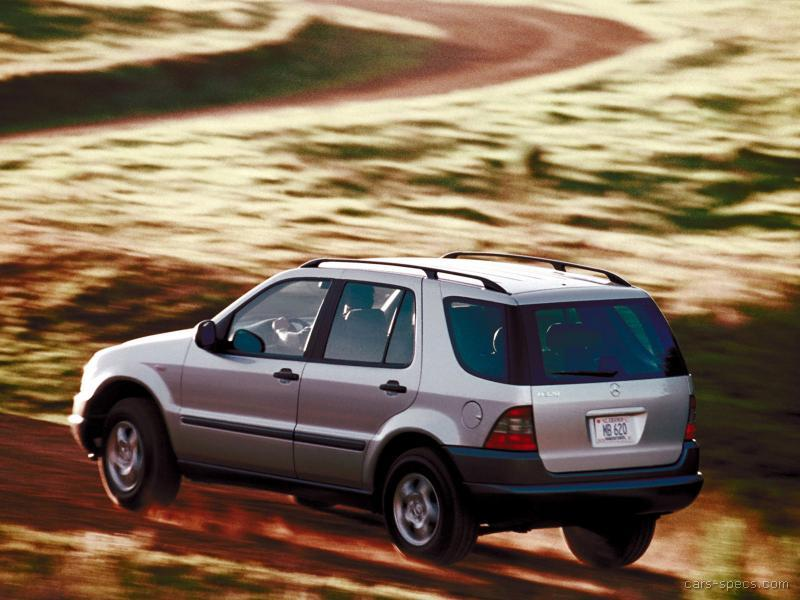 2000 mercedes benz m class suv specifications pictures for How much is a mercedes benz suv