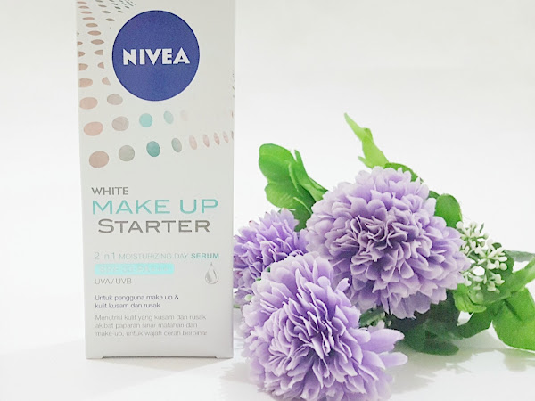 [Review] Nivea Makeup Starter Day Cream and Serum