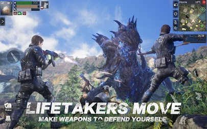 LifeAfter APK screenshot thumbnail 8