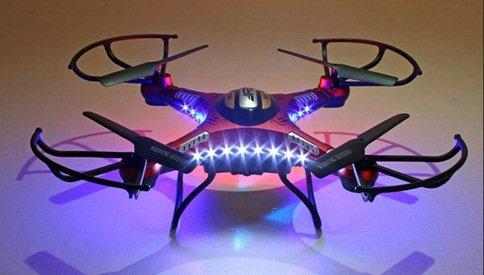 dengan fitur yang mumpuni biar Anda bisa terbang terus menantang nyali dan skill 10 Drone Racing Terbaik Harga Murah Dibawah 2 Juta