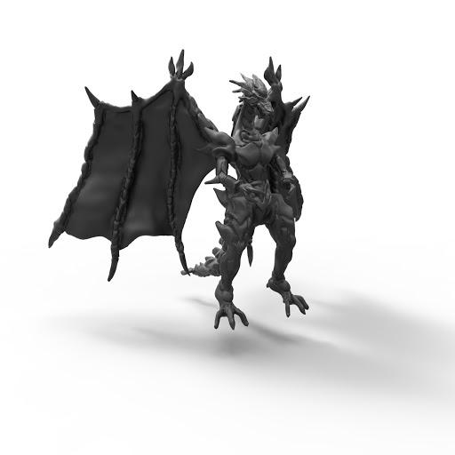 バハマートドラゴン