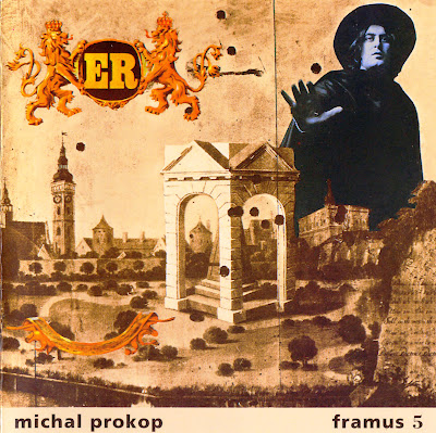 Michal Prokop & Framus Five ~ 1972 ~ Město ER