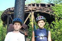 Stern scouts