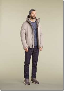 03 - WOOLRICH TETON RUDDER JACKET MENS FW17 COLLECTION