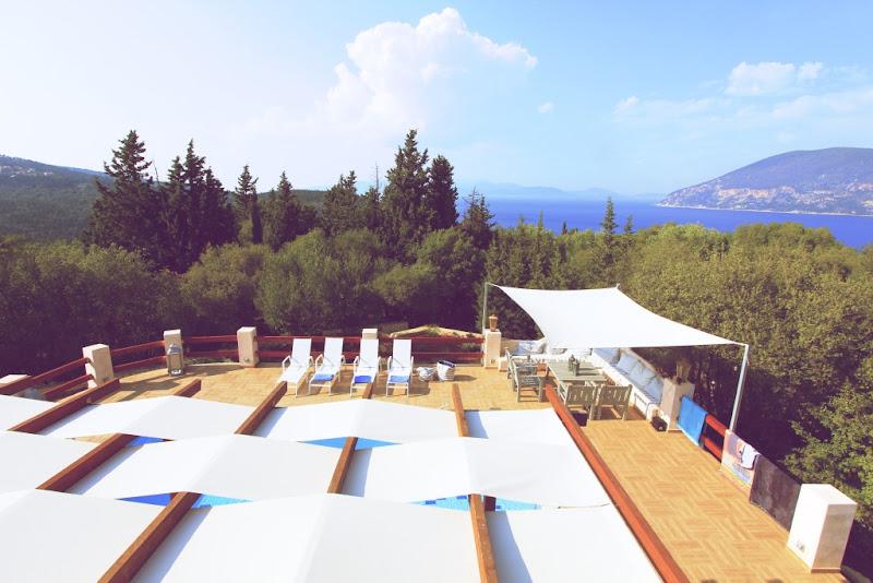 Villa Satin, Kefalonia
