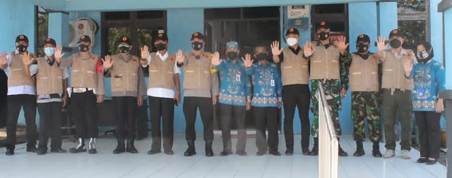 Tim Saber Pungli Datangi Disdukcapil Kapuas