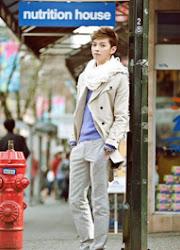 Calvin Chen Yiru China Actor