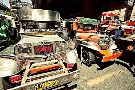 Big Jeepneys