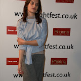 OIC - ENTSIMAGES.COM - Abigail Hardingham at the Film4 Frightfest on Monday   of  Nina Forever  UK Film Premiere at the Vue West End in London on the 31st  August 2015. Photo Mobis Photos/OIC 0203 174 1069
