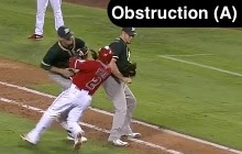 Obstruction Type A