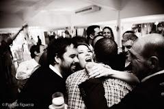 Foto 1491pb. Marcadores: 06/09/2008, Niteroi, Patricia e Joao Miguel