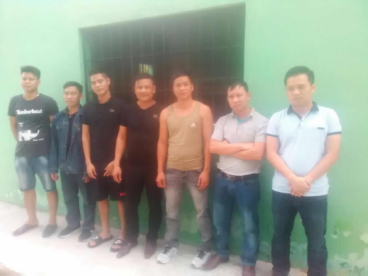 Apresan a 7 orientales con documentos falsos en la frontera por Jimaní