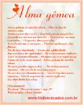 <b><center>Alma Gêmea</b></center>
