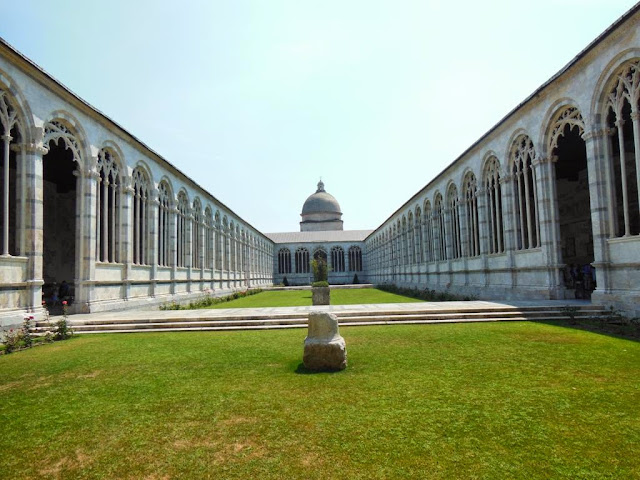 Camposanto Monumental de Pisa