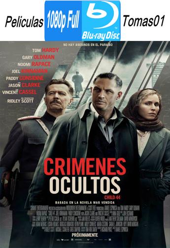 Crímenes Ocultos (Child 44) (2015) BRRipFull 1080p