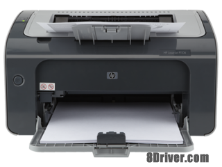 Free download HP LaserJet Pro P1106 Printer driver & install
