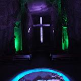 2011-08-31 Salt Cathedral, Bogota, Columbia