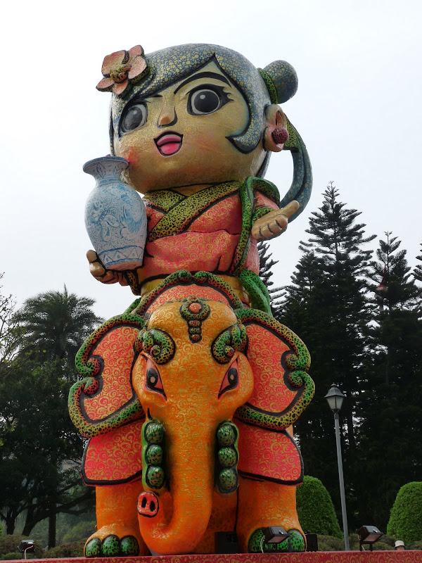 Taiwan .Taipei Lantern Festival - P1150746.JPG