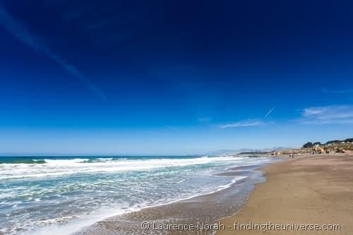 Moonstone beach Cambria California 4