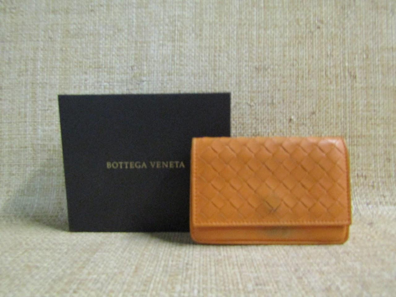 Bottega Veneta Woven Wallet