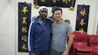 Sifu Garry Mckenzie and Sifu John Wong Hong Chung.