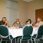 Left to Right:  Gretchen and Bob Gleaves, Dennis Glaves, Holly Hook and Bill Gleaves