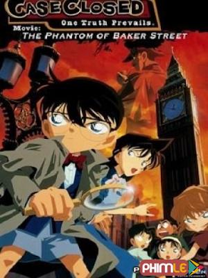Phim Bóng Ma Phố Baker - Detective Conan: The Phantom Of Baker Street (2002)