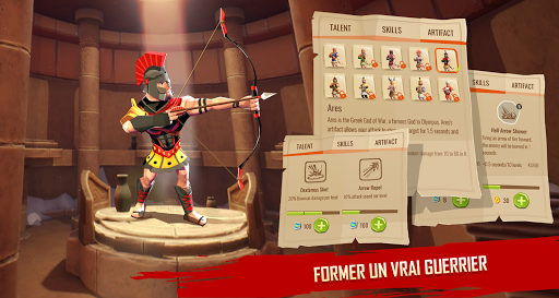 Trojan War: L'ascension de  légende de Sparte  captures d'écran 2
