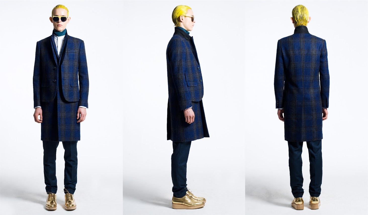 *華人設計新指標Six Lee的2013AW:將貴族古典剪裁活用於未來時裝! 12