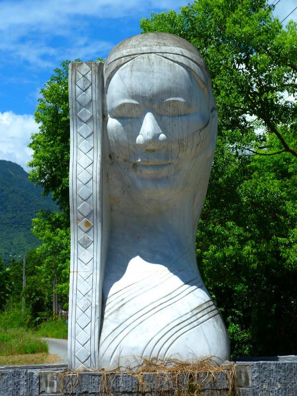 Hualien County. De Liyu lake à Guangfu, Taipinlang ( festival AMIS) Fongbin et retour J 5 - P1240423.JPG