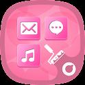 Pink Love - Solo Theme icon