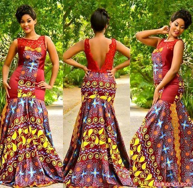 The Best Kitenge Designs For African Women Fashion 2d