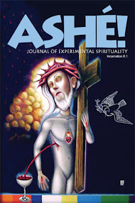 Cover of Ashe's Book Journal Of Experimental Spirituality